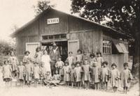 Scuola rurale di Tre Cancelli nell'Agro Romano [Archivio Storico Indire - Fondo