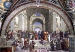 La Scuola di Atene, Raffaello, 1509 - 1511
