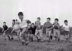 Bambini che giocano, Archivio Dia Indire
