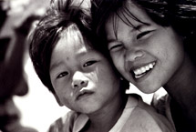 Vietnam, sorrisi sul Mekong | immagine concessa da Tommaso Cambi