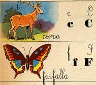 alfabeto con immagini