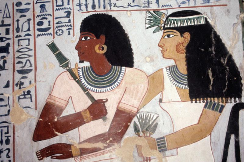 disegno egizio