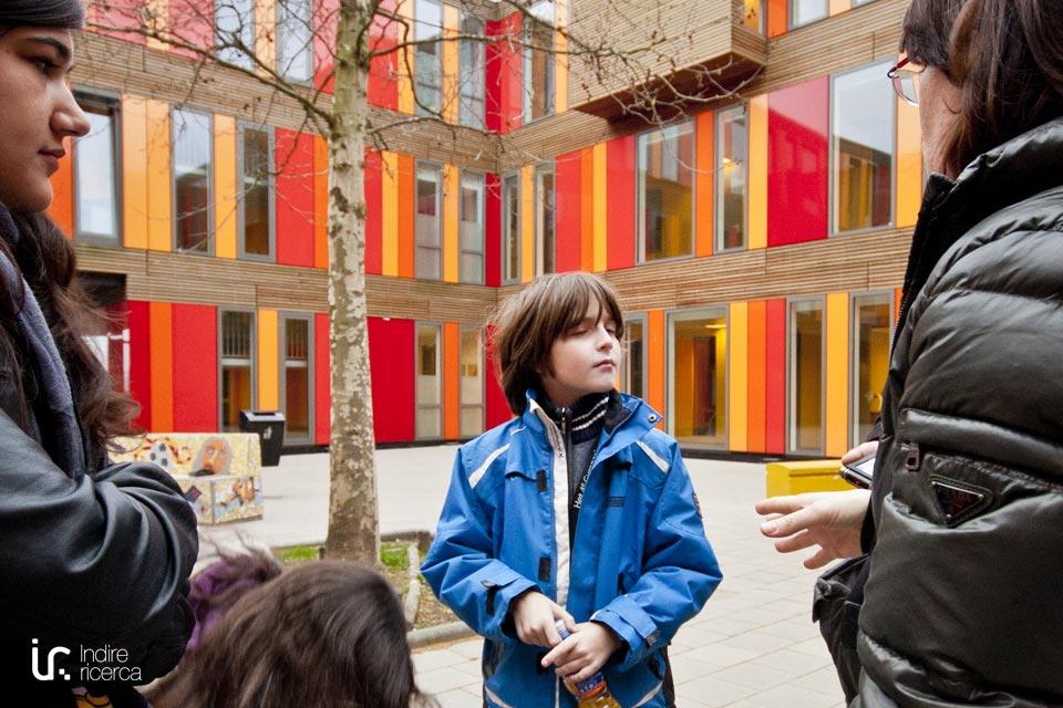 Quando lo Spazio Insegna - Dalla scuola al civic center
