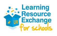 Learning Resource Exchange logo