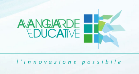logo avanguardie educative AE