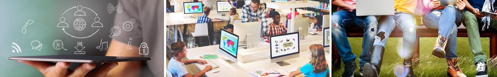 ragazzi e tecnologie digitali a scuola e all'esterno