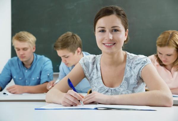 GPU 2014 /20 ragazzi a scuola