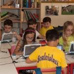 Classe con computer