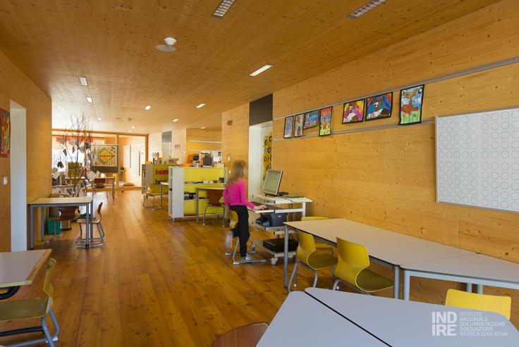 Foto Scuola elementare di Monguelfo (credit G. Moscato)