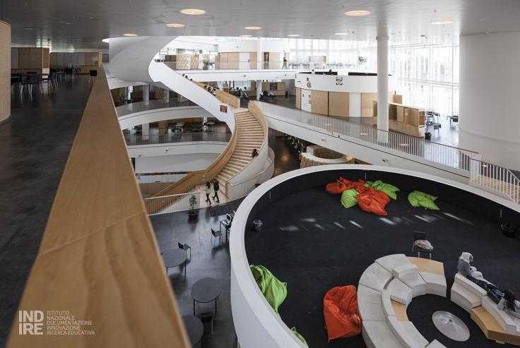 Foto Ørestad Gymnasium (credit G. Moscato)