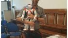 Il robot umanoide Nao
