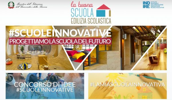 home page scuole innvoative