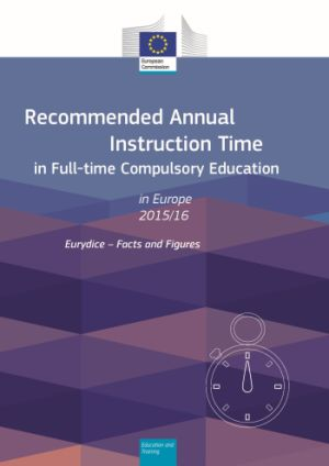 Instruction Time 2015-16 - Cover