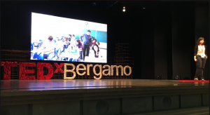 Elena Mosa ricercatrice al Tedx