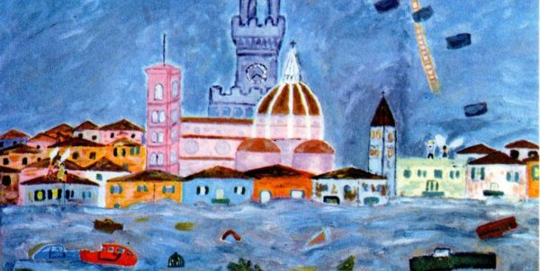 L'alluvione di Firenze del '66 nell'Archivio storico Indire