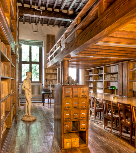 """Giovanni Michelucci"" Library, INDIRE Headquarters in Firenze, Italy"