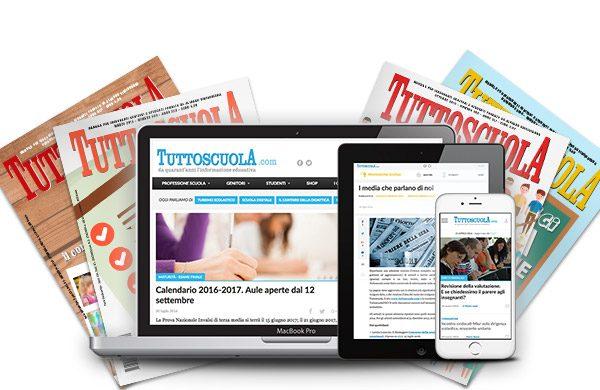 È online il nuovo sito tuttoscuola.com