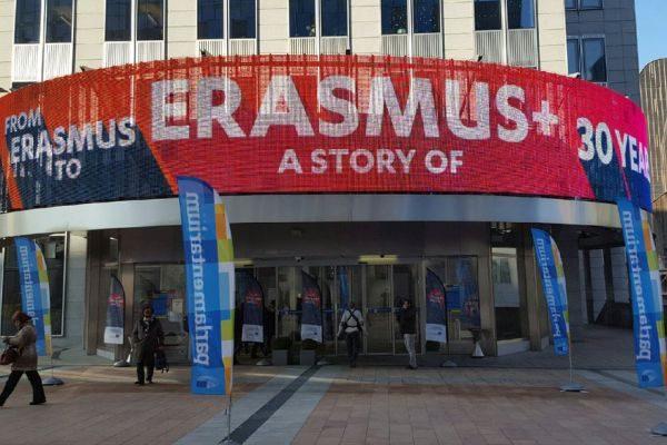 A Bruxelles il lancio ufficiale delle celebrazioni per i 30 anni del Programma