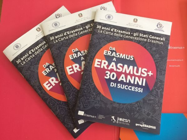 Carta della Generazione Erasmus, le principali proposte emerse