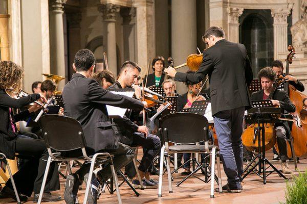 Fiera Didacta, l'Orchestra Erasmus inaugura a Palazzo Vecchio la tre giorni sulla scuola