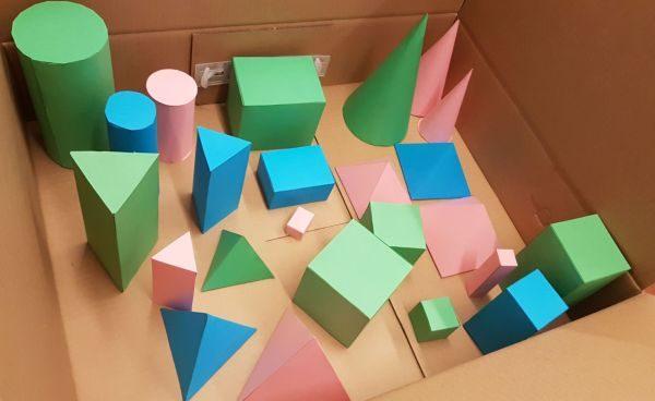 A Napoli la sperimentazione su stampa 3D e sviluppo delle competenze geometriche