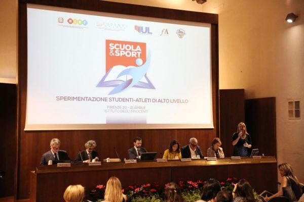 Scuola e sport, a Firenze la due giorni di formazione dei docenti