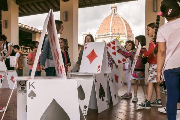 """""""Firenze dei Bambini"""", dal 4 al 6 maggio centinaia di eventi per gli 0-12"""
