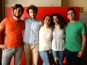 Il team di MIUR Radio Network