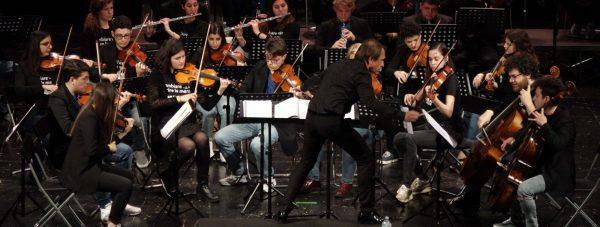 L'Orchestra Erasmus in concerto nella Valle dei Templi di Agrigento