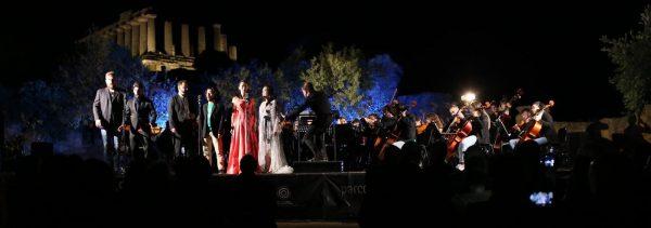 L'Orchestra Erasmus tinge d'Europa la Valle dei Templi di Agrigento