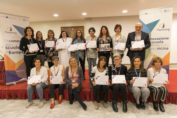 Premi nazionali eTwinning 2018, tutti i vincitori