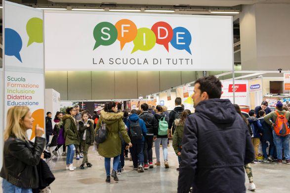 """eTwinning ed Erasmus+ vi aspettano a Milano al salone """"SFIDE – La scuola di tutti"""""""
