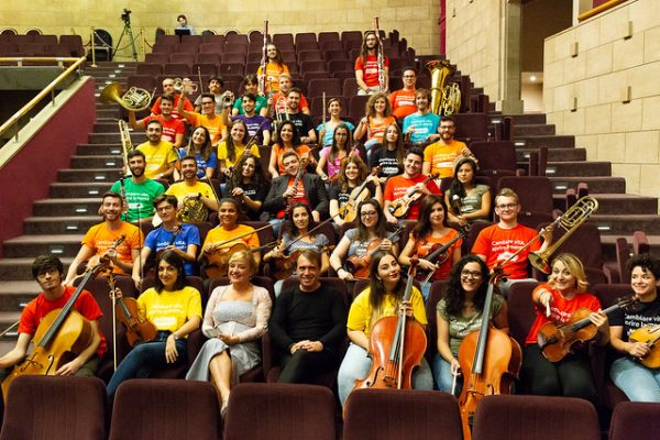L'Orchestra Erasmus a Firenze per il Festival d'Europa