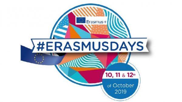 Tornano gli #ErasmusDays. Tre giorni per raccontare tutti i colori di Erasmus+