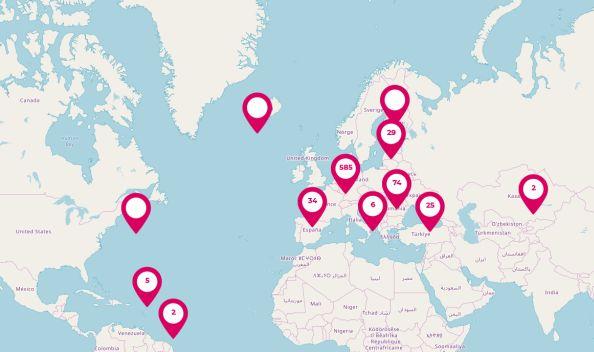 #Erasmusdays, oltre 730 gli eventi già presenti sulla mappa europea. Partecipa anche tu!