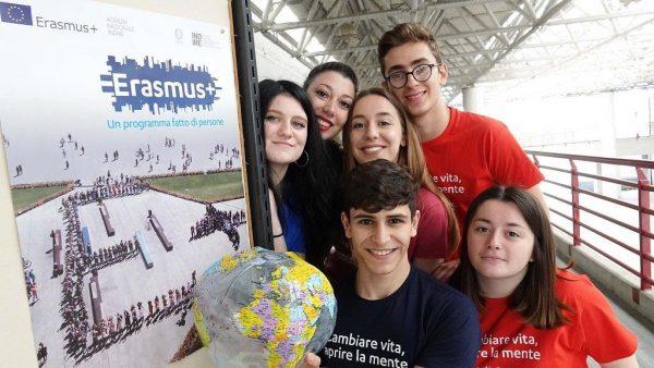 Raccontami Erasmus! Anche gli #ErasmusDays a Fiera Didacta Italia