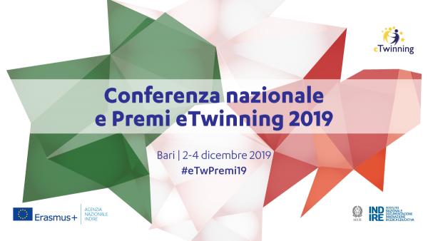A Bari la Conferenza nazionale eTwinning 2019
