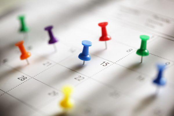 Calendario degli Infoday Erasmus+ su Scuola ed Educazione degli Adulti