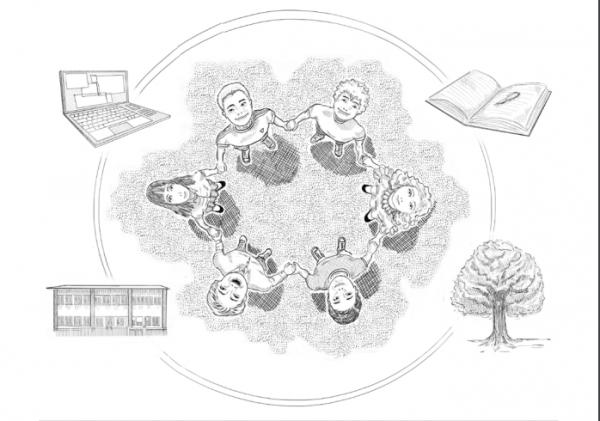 """Online un nuovo """"Quaderno delle Piccole Scuole"""" sull'ambiente di apprendimento allargato"""