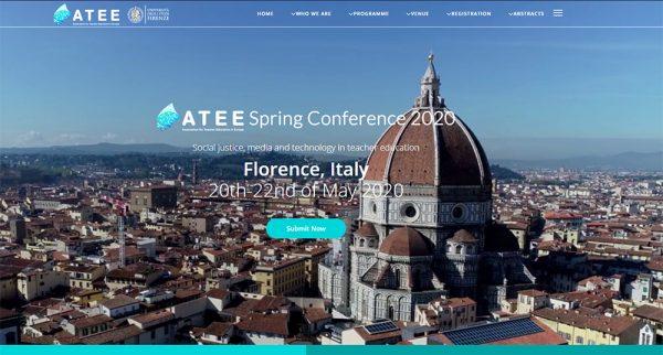 A Firenze la Spring Conference ATEE 2020. Aperta la Call for paper!