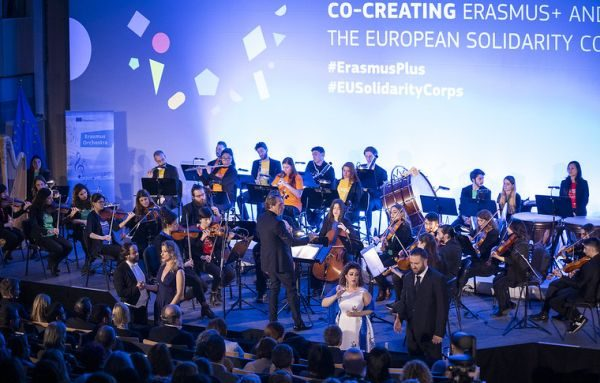 Bruxelles, standing ovation per l'Orchestra Erasmus