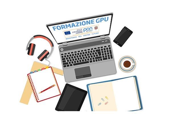 Formazione GPU: una nuova finestra per le iscrizioni al corso di formazione a distanza sulla progettazione PON
