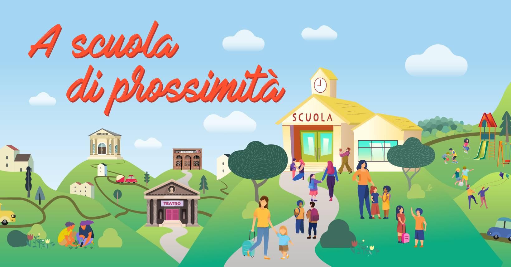 A scuola di prossimità, dal 22 giugno un ciclo di webinar per una scuola aperta al territorio