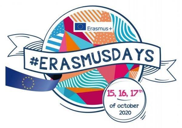 Dal 15 al 17 ottobre tornano gli ErasmusDays. Organizza il tuo evento!