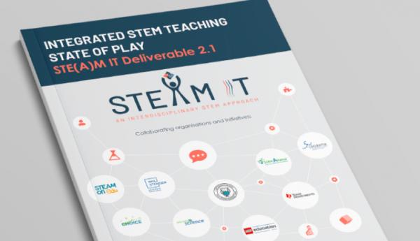 Educazione scientifica, online la prima pubblicazione del progetto STE(A)M IT