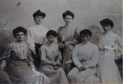 Maestre dei primi anni del Novecento