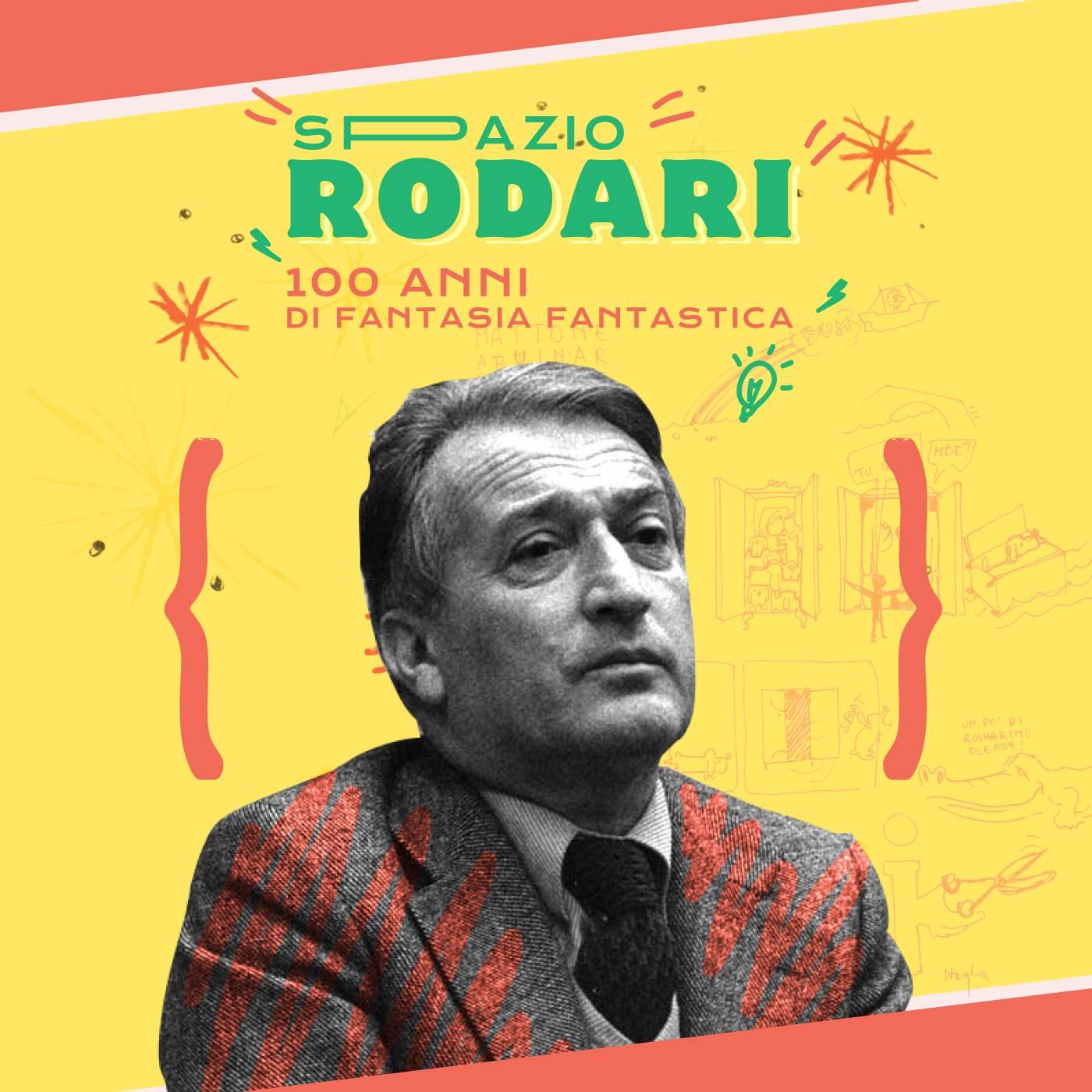 Spazio Rodari 100 anni di fantasia fantastica