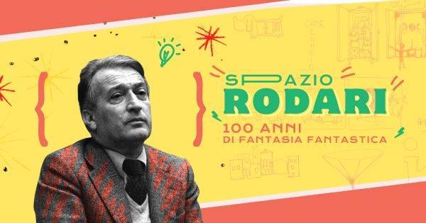 spazio rodari, Gianni Rodari
