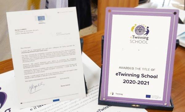 Scuole eTwinning 20/21, Italia primo Paese con oltre 200 istituti premiati. Da novembre via alle nuove candidature