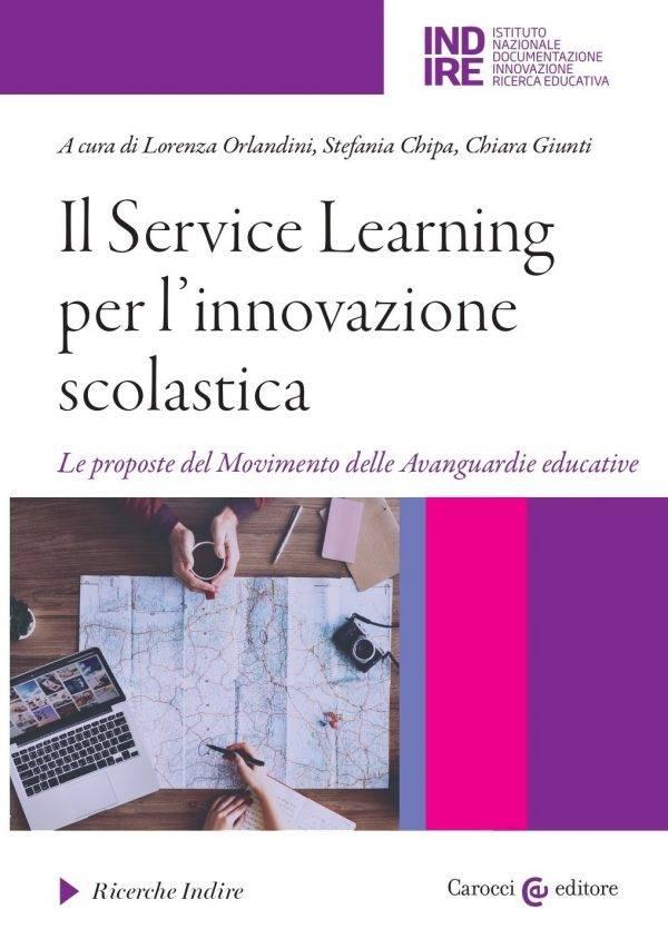 L'Idea «Dentro/fuori la scuola - Service Learning» diventa un volume di Carocci editore